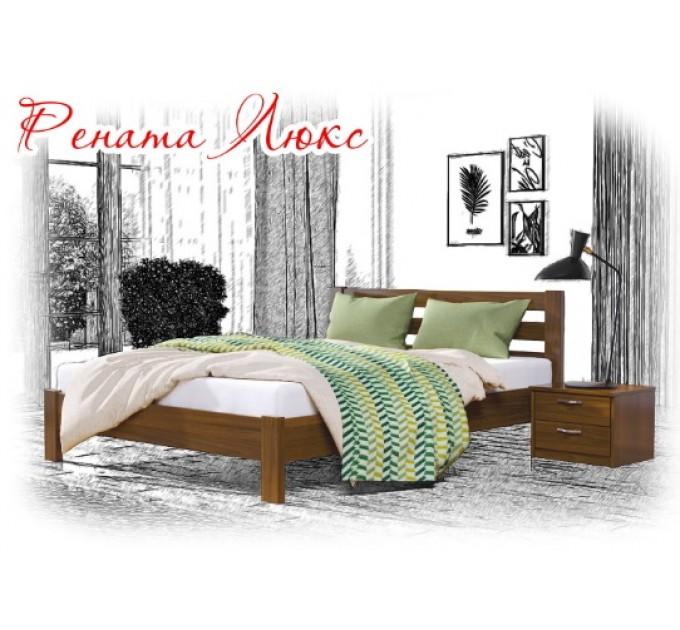 Ліжко Рената люкс з бука