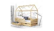 Ліжка - будиночки