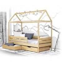 Дитяче ліжко-будиночок Аммі