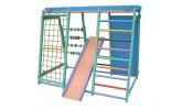 Дитячі комплекси для дому (від 0,6 до 6 років)