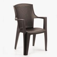 Кресло Eden коричневое