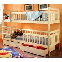 Двох'ярусне ліжко-трансформер Бук-6