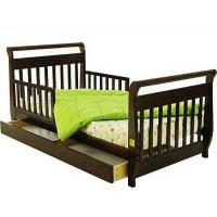 Детская кровать Лия из бука