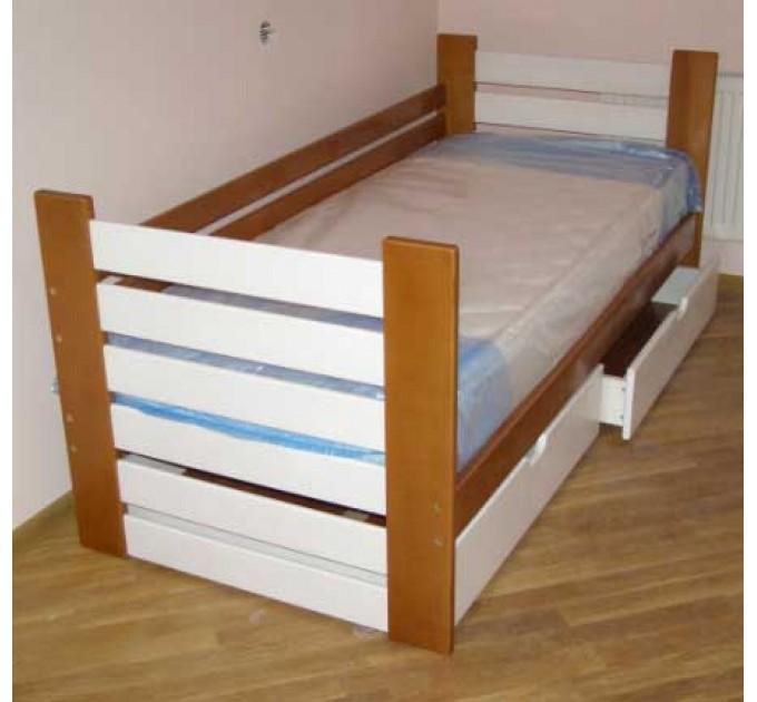Детская кровать Полина бук