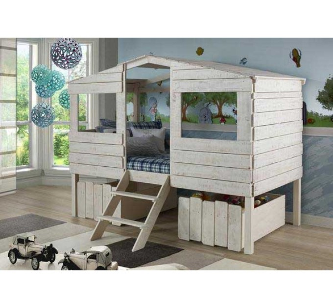 Детская кровать-домик Чиполлино