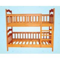 Детская двухъярусная кровать-трансформер «Мальвина»