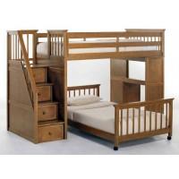 Двухъярусная кровать- чердак Мирон