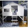 Домик кровать-чердак Нафаня