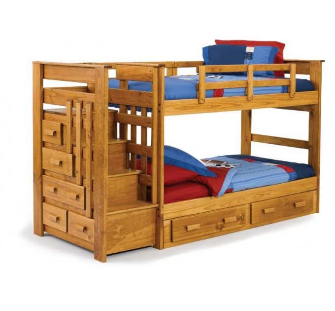 Двухъярусная кровать Райдер