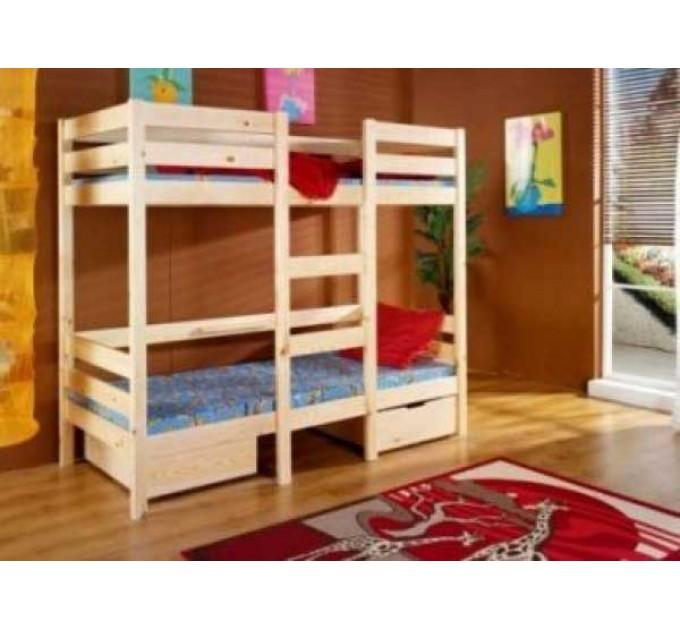 Двоярусне ліжко-трансформер Селена