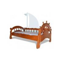 Дитяче ліжко Бриз вільха, ясен, дуб