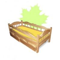 Детская кровать Рио ольха, ясень, дуб