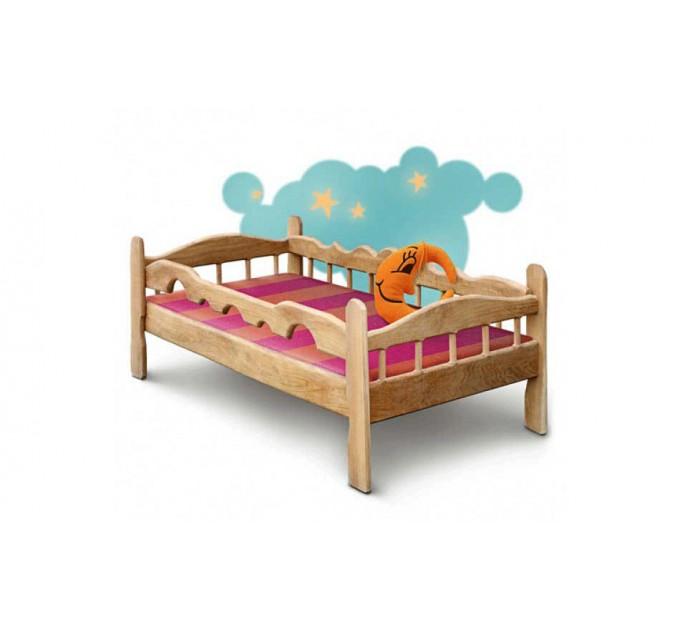 Кровать Роберт ольха, ясень, дуб