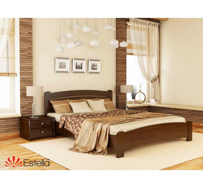 Ліжко Венеція-люкс з бука
