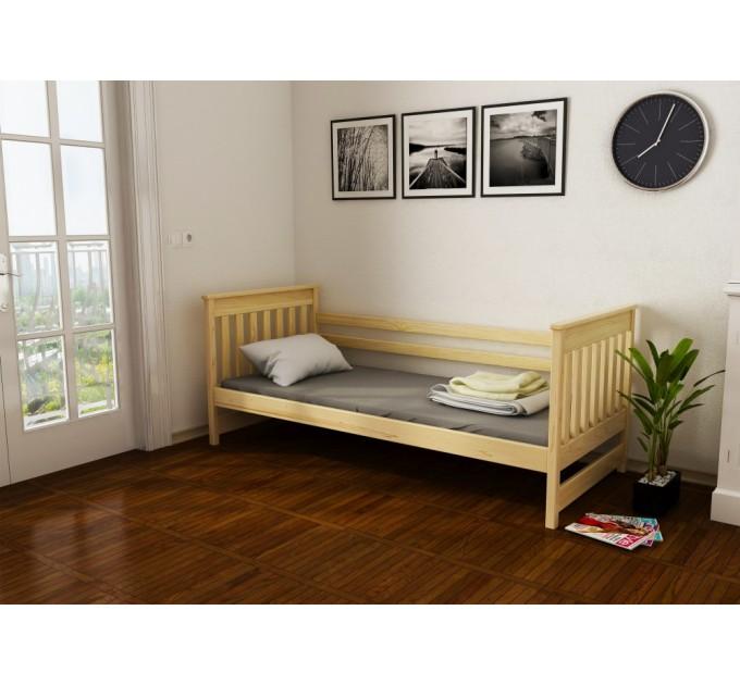 Дитяче ліжко Адель з бука