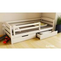 Дитяче ліжко Хьюго з бука