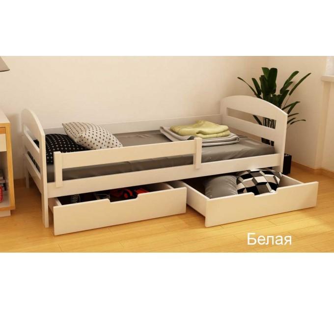 Дитяче ліжко Вінні з бука