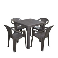 Комплект мебели Dallas коричневый