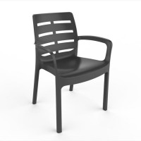 Кресло Borneo Antracite