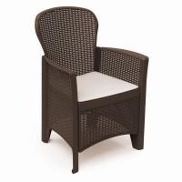Кресло Folia Moka с подушкой