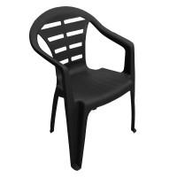 Кресло Moyo антрацит
