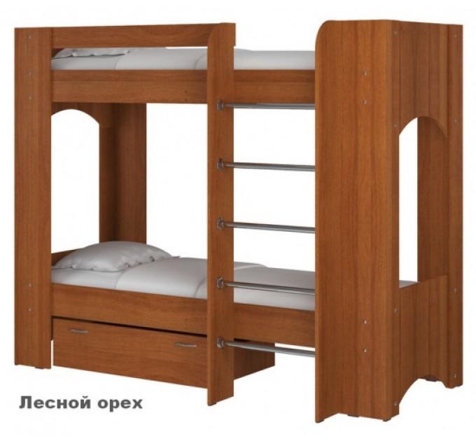 Двоярусне ліжко Дует-2