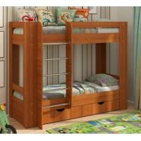 Двоярусне ліжко з ящиками Дует-3 з ящиками
