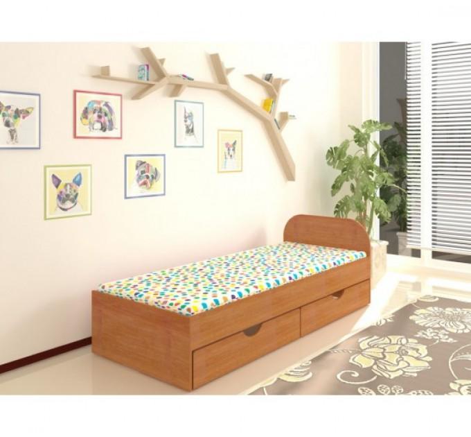 Ліжко Соня-1 з ЛДСП