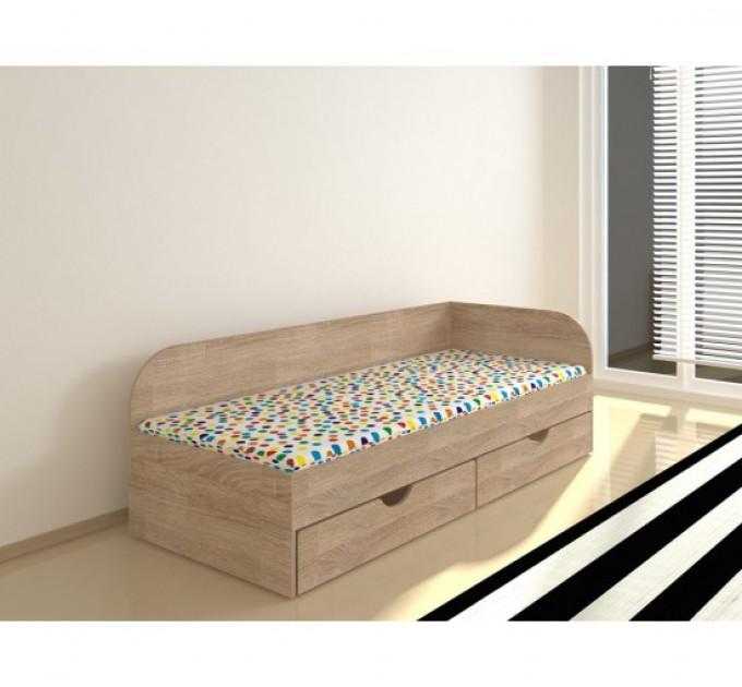 Ліжко зі спинкою Соня-2 для підлітка